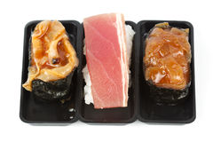 Japanese Sushi Set Stock Image