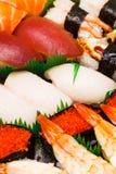 Japanese sushi takeaway Stock Images