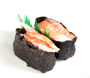 Japanese sushi traditional food Royalty Free Stock Photos