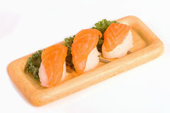 Japanese sushi traditional Stock Photography