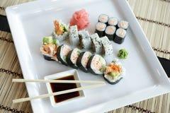 Japanese Sushi Royalty Free Stock Photography