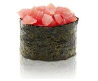 Japanese sushi with tuna Stock Image