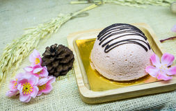 Japanese sweet royalty free stock image