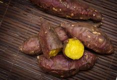 Japanese sweet potato Stock Image