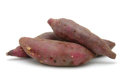 Japanese sweet potatoes Stock Photography