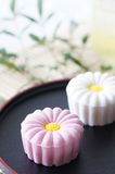 Japanese sweets Stock Photo