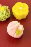 Japanese sweets Royalty Free Stock Photo