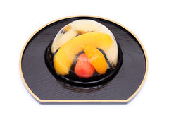 Japanese sweets wagashi Stock Photography