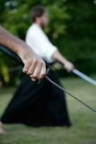 Japanese sword Stock Photo