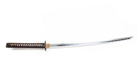 Japanese sword Royalty Free Stock Image