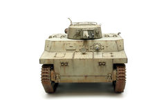 Japanese tank Stock Photography