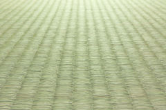 Japanese tatami Royalty Free Stock Photo