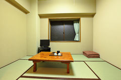 Japanese tatami Stock Image