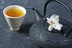 Japanese tea Stock Image