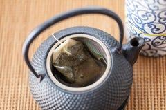 Japanese tea Royalty Free Stock Image