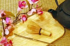 Free Japanese Tea Ceremony Stock Image - 8586071