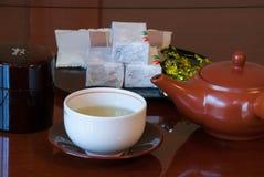 Japanese tea ceremony Royalty Free Stock Image