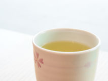 Japanese tea cup Stock Photos