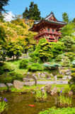 Japanese Tea Garden Royalty Free Stock Images