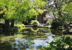 Japanese Tea Garden. Photo of Japanese Tea Garden in San Francisco California stock images