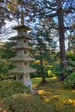 Japanese Tea Garden Royalty Free Stock Image