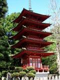 Japanese Tea Garden stock images