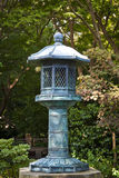Japanese Tea Garden Lantern. (San Francisco, California Royalty Free Stock Image