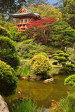 Japanese Tea Garden. Located in San Francisco Royalty Free Stock Image