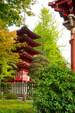 Japanese Tea Garden Royalty Free Stock Photos