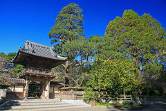 Japanese Tea Garden in San Francisco Royalty Free Stock Image