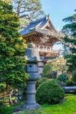 Japanese Tea Garden. In San Francisco stock photography
