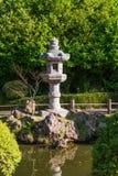 Japanese Tea Garden. In San Francisco stock photo