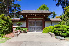 Japanese Tea Garden Royalty Free Stock Photography