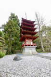 Japanese Tea Garden, San Francisco Stock Photo