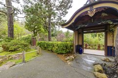 Japanese Tea Garden, San Francisco Stock Photography