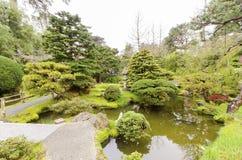 Japanese Tea Garden, San Francisco Royalty Free Stock Image