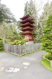 Japanese Tea Garden, San Francisco Royalty Free Stock Photography