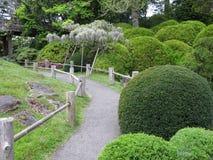 Japanese Tea Garden in San Francisco royalty free stock photography