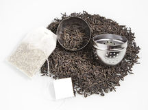 Japanese tea with infusion Stock Photos