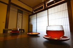 Japanese Tea, Japan royalty free stock photos