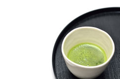 Japanese tea matcha. Stock Photography