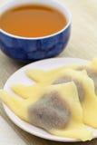 Japanese tea time Royalty Free Stock Image