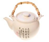 Japanese teapot Stock Image