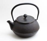 Japanese teapot Royalty Free Stock Image