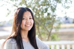 Japanese teen girl Stock Image