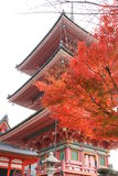 Japanese temple #2 Stock Photography