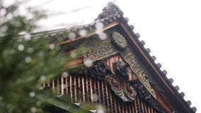 japanese temple Arkivbilder