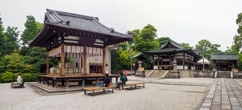 japanese temple Стоковое Изображение