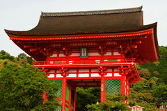 Japanese temple Stock Images