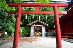 Japanese temple Stock Photos